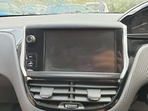 Peugeot 208 MK1 2012 - 2019 Complete Stereo Head Unit Bluetooth Mirror Link
