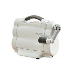 Stanzmaschine Sizzix Big Shot Foldaway Haushalt 15,24 cm Öffnung Kunststoff