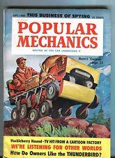 Popular Mechanics Magazine September 1960 Hunter's Centipede 062017nonjhe