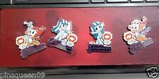 SINGAPORE 2010 YOUTH OLYMPIC GAMES CHINA HOUSE NOC PIN SET RARE