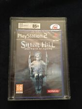 Silent Hill: Shattered Memories, Sony Playstation 2 Game, Sealed Graded 85 UKG