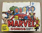 1979 COMPLETE VINTAGE MARVEL COMICS BUBBLE GUM FULL COUNTER DISPLAY BOX picture