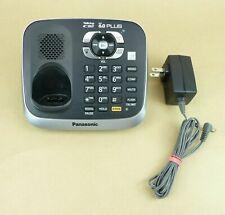 Panasonic KX-TG6541 Cordless Telephone Main Base System w/ Power Supply Adapter