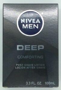 Nivea Men Deep Comforting Post Shave Lotion - 3.3 oz- FS!
