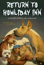 Return To Howliday Inn (Turtleback School & Library Binding Edition)-ExLibrary