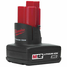 Milwaukee Industrial Power Tool Batteries & Chargers
