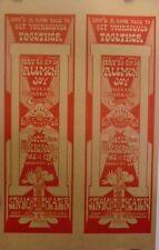 Allmen Joy | Orig. Haight Ashbury 1967 Concert Poster
