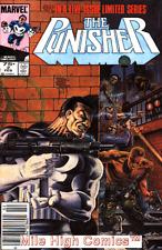 PUNISHER  (1985 Series)  (MARVEL) #2 NEWSSTAND Very Fine Comics Book
