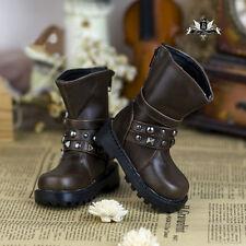 1/3 BJD MID Shoes SD13 Punk Boots Dollfie EID DOD LUTS SOOM AOD DZ Shoes studded