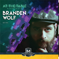 At the Table Live Lecture Branden Wolf - DVD