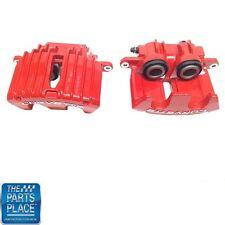 1997-2004 Chevrolet Corvette C5 Z06 Red Brake Front Calipers - Pair