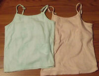 STEVE & BARRY'S  GIRLS TERRY CLOTH SWIM COVER UP HALTER STYLE TOP