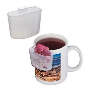 10er Set Teebeutel Halter Keks Halter Teebeutelhalter Teebeutelablage Kekshalter