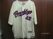 Jackie Robinson MLB Brooklyn Dodgers Jersey All Sewn Size L New With Tags