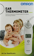 Omron Ear Thermometer Genuine TH839S Measurements for Adults, Infants, Children