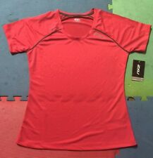 2Xu Women's Tech Vent S/S Top Chp/Ink Size Medium Color Pink/Fuchsia