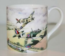 Classic Spitfire Plane Mug by Leonardo - Fine China Mug - Brand NEW in gift box