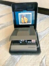 Vintage Polaroid Instant Spectra System Film Camera, W Case & Strap and Manual