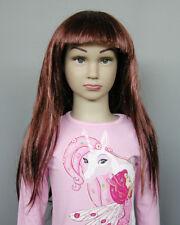 Ji display niños peluca Wig 003-33b niños muñecas Mannequin muñeco
