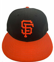 New Era 59fifty San Francisco Giants Fitted Hat Size 7 See Pic EUC MLB Baseball