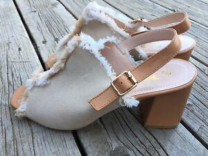 Women's Nature Breeze Fringe Sandals