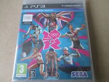 London 2012: The Official Video Game of the Olympic Games (PS3) NEW  SEALED PAL