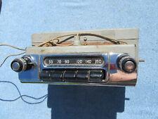 1953 1954 Chevrolet Car AM Radio Bel Air 150 210