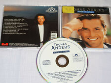 THOMAS ANDERS - DOWN ON SUNSET / ALBUM-CD 1992