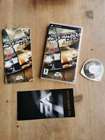 NEED FOR SPEED MOST WANTED 5-1-0 PSP Fast & Free Delivery