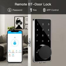 BT-Door Lock Password Keyless Electronic Touchscreen Anti-theft APP Phone Home