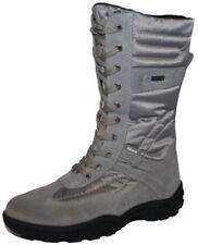 Chaussures gris en cuir pour fille de 2 à 16 ans pointure 32