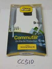 NEW OTTER  BOX COMMUTER SERIES CASE WHITE FOR SAMSUNG GALAXY S6 77-51203 PHONE