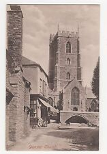 Dunster Church Postcard #1, A850