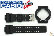 CASIO GA-110C G-Shock Original Black BAND & BEZEL Combo