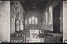 Yorkshire Postcard - Helmsley Church   BT501