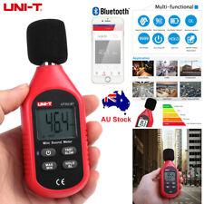 UNI-T UT353BT Bluetooth Digital LCD Mini Sound Level Meter Noise Test 30-130dB A