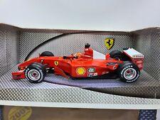 Hot Wheels Racing F2001 Michael Schumacher 1/18.