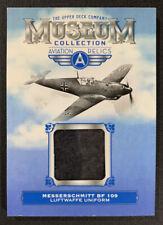 2018 GC Museum Collection Aviation Relics Messerschmitt BF 109 Luftwaffe Uniform