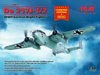 ICM 48272 - Do 217J-1/2, WWII German Night Fighter - 1/48 scale model kit UK
