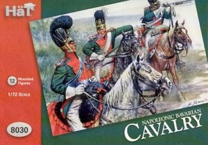 HaT 1/72 Napoleonic Bavarian Cavalry # 8030
