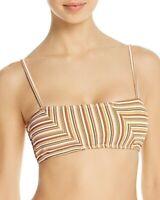 Ellejay Lauren 262737 Women Bandeau Bikini Top Swimwear Size M