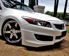 NEW 08 09 10 HONDA ACCORD COUPE OE HFP STYLE FRONT LIP BODY KIT 2008-2010