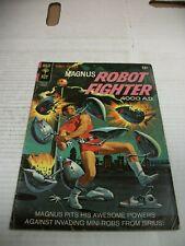 Gold Key MAGNUS ROBOT FIGHTER #17 February 1967