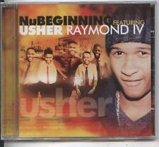 NuBeginning Featuring Usher Raymond IV (CD Album)