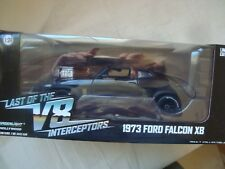 1/24 MAS Max Last of The V8 Interceptors 1973 Ford Falcon XB Greenlight Chase
