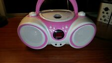 Jensen Cd-490 Limited Edition Portable Sport Stereo Cd Player Nice!