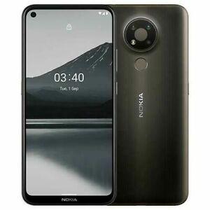 Nokia 3.4 32GB Charcoal (Unlocked) (Dual SIM) 3GB RAM 32GB Storage Smartphone