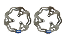 HMParts Pocket Bike Performance / Racing Bremsscheiben Set 120 mm