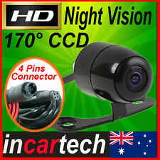 Butterfly Style CCD 4pins Connector Car Rear View Reversing Backup Camera 170