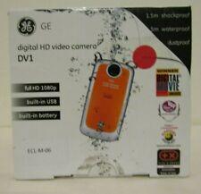 GE DV1 Pocket Digital Camcorder